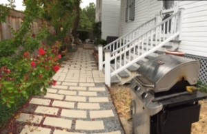 A Backyard Grill made available to guests staying 3 or more nights
