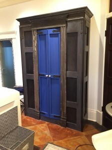 Carriage House Antique wardrobe