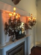 Parlor Sconce update